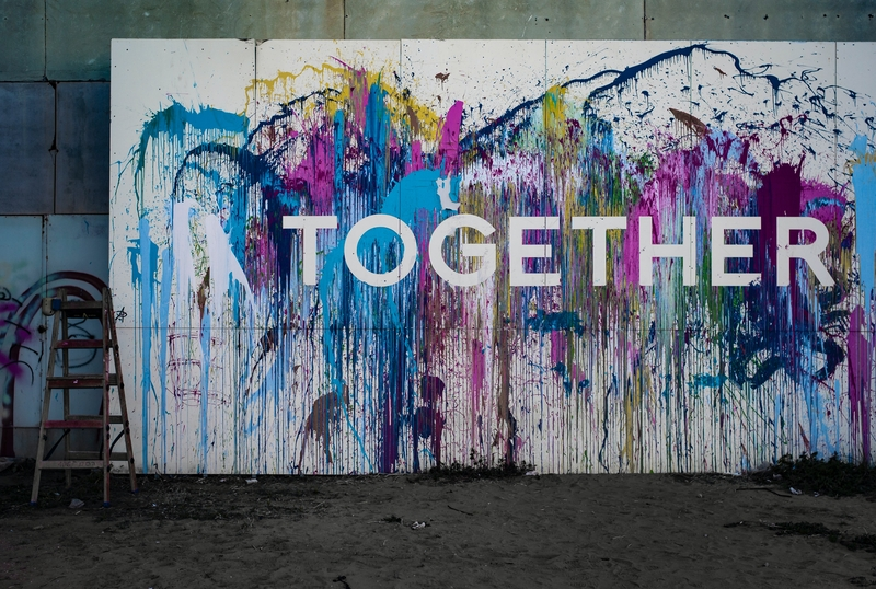 Foto over vrijwilligerswerk taal