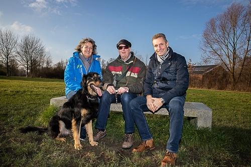 Foto over vrijwilligerswerk dierenvrijwilliger