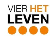 Logo van Stichting Vier het Leven