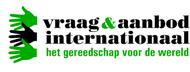 organisatie logo Stichting Vraag & Aanbod Internationaal