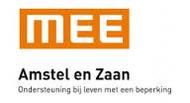 organisatie logo MEE Amstel en Zaan