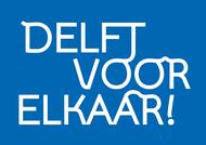organisatie logo Delft voor Elkaar