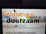 Logo van Veldhoven duurzaam