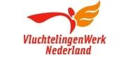 organisatie logo Vluchtelingenwerk Haarlemmermeer