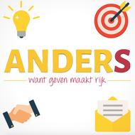 Logo van Stichting ANDERS