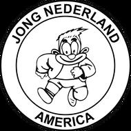 organisatie logo Jong Nederland America