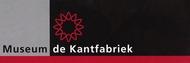 Logo van Museum de Kantfabriek