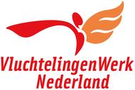 Logo van VluchtelingenWerk Amstel tot Zaan