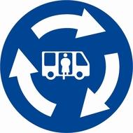 Logo van Wijkbus Alexander