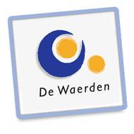 organisatie logo De waerden locatie Scheepsjagerstraat