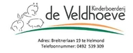 Logo van Kinderboerderij De Veldhoeve