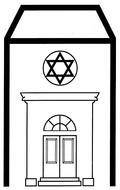 Logo van Stichting Alkmaarse Synagoge