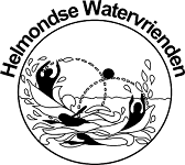 Logo van Helmondse Watervrienden