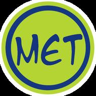 Logo van MET