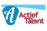 organisatie logo Reakt Actief Talent