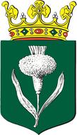 Logo van Stichting Goudse Hofstedendagen