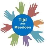 organisatie logo Tijd voor Meedoen