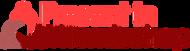Logo van Present in Vriendschap