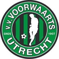 organisatie logo v.v. Voorwaarts
