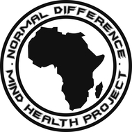 Logo van Normal Difference Mind Health Project