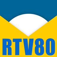 organisatie logo Radio & TV 80