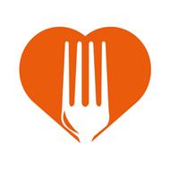 Logo van voedselbank haaglanden