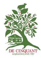 organisatie logo Zorgboerderij de Cinquant