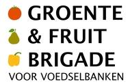 Logo van Groente&fruitbrigade voor voedselbanken