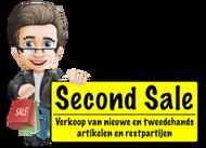 Logo van Second Sale Tweedehandswinkel