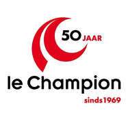 organisatie logo Le Champion