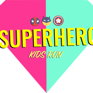 organisatie logo Superhero Kidsrun haarlem