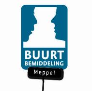 Logo van Buurtbemiddeling Meppel