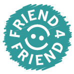 organisatie logo friend4friend