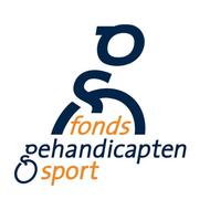 organisatie logo Fonds Gehandicaptensport