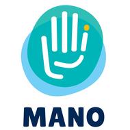 organisatie logo Stichting Mano