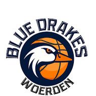 organisatie logo Woerdense Basketbalclub Blue Drakes