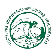 Logo van Stichting Dierenhulpverlening Woerden e.o.