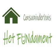 organisatie logo Consuminderhuis Het FUNdament