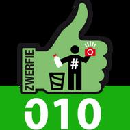 organisatie logo Zwerfie Rotterdam