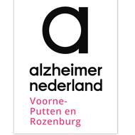 organisatie logo Alzheimer Nederland Voorne-Putten en Rozenburg