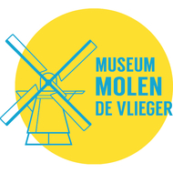 Logo van Molen de Vlieger