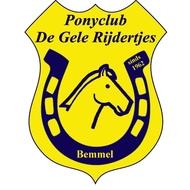 organisatie logo Ponyclub de Gele Rijdertjes