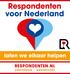 Respondenten voor Nederland